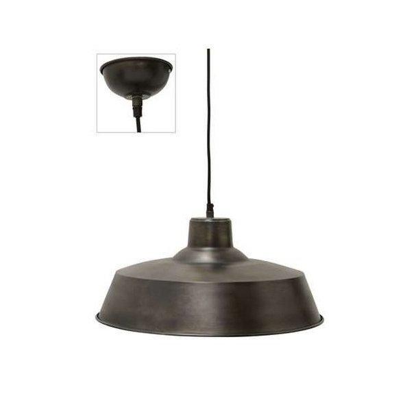 Factory lampe i sort fra Ib Laursen