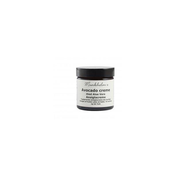 Ansigtscreme Avokado 60 ml. - Munkholm