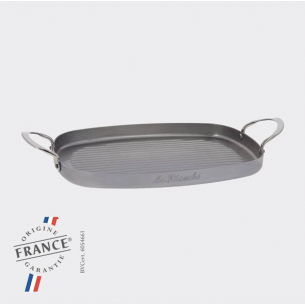 Grill iron mineral B 2 handles
