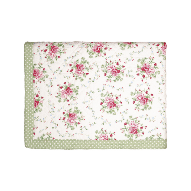 Bed cover Mary white