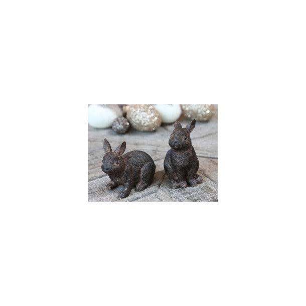 Kaniner sæt af 2